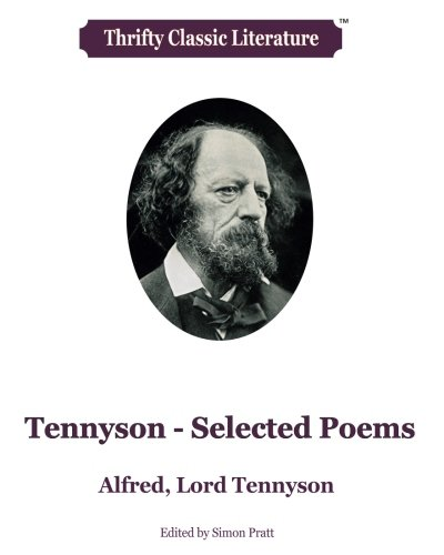 9781975982560: Tennyson - Selected Poems (Thrifty Classic Literature) (Volume 66)