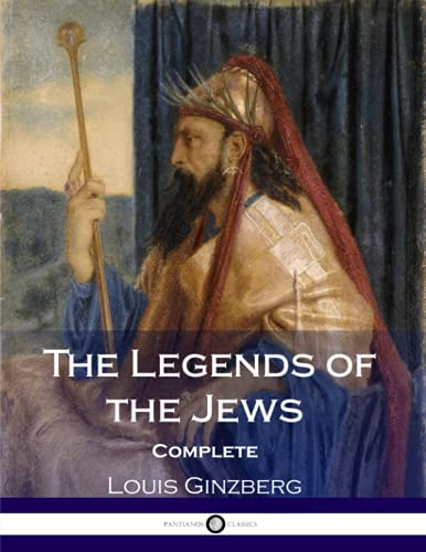 9781976006135: The Legends of the Jews Complete