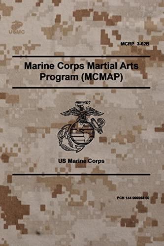 McRp 3-02b Marine Corps Martial Arts Program: Marine Corps, Headquarters