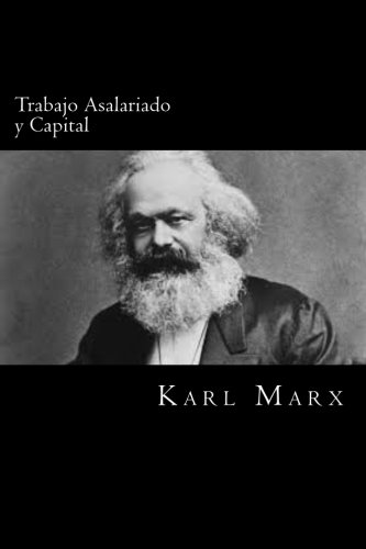 9781976039409: Trabajo Asalariado y Capital (Spanish Edition)