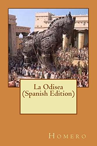 9781976079702 - Homero: La Odisea (Spanish Edition) - Bok