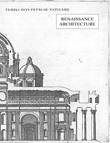 Renaissance Architecture: Waddell, Gene