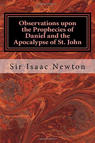9781976176104: Observations upon the Prophecies of Daniel and the Apocalypse of St. John