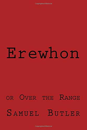 9781976186967: Erewhon: or Over the Range