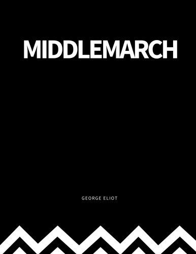 9781976192821: Middlemarch