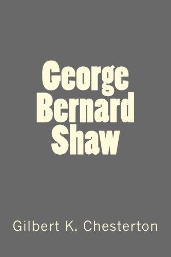 9781976204241: George Bernard Shaw
