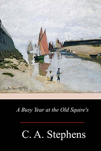 9781976207105: A Busy Year at the Old Squire's