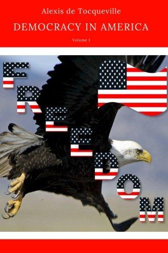 9781976218989: Democracy in America Volume 1