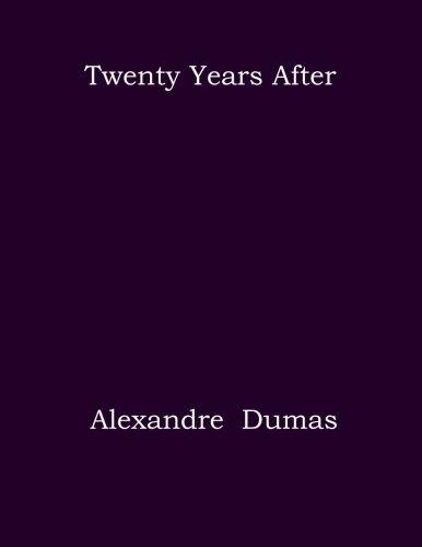 9781976230554: Twenty Years After