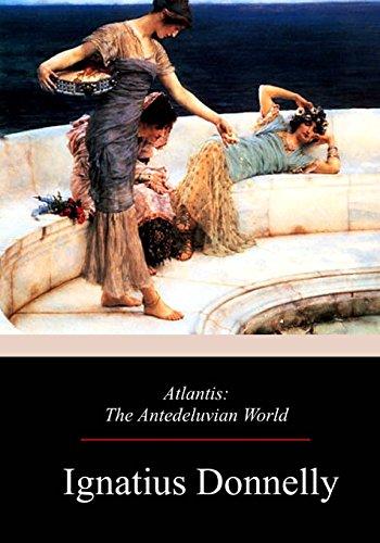 9781976238154: Atlantis: The Antedeluvian World