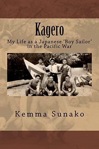 Kagero: My Life as a Japanese 'Boy: Sunako, Kemma