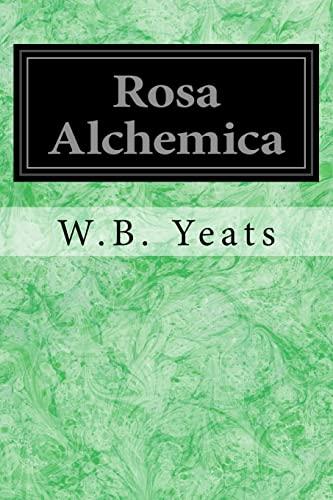 9781976348334: Rosa Alchemica