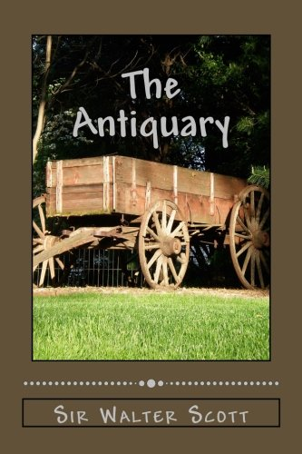 9781976384721: The Antiquary