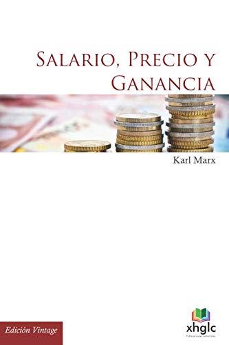 9781976401756: Salario, Precio y Ganancia
