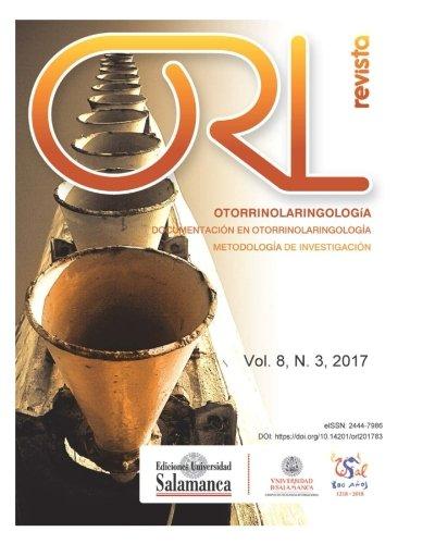 Revista Orl: Vol. 8, Num. 2 (2017): Pardal Refoyo Dir,