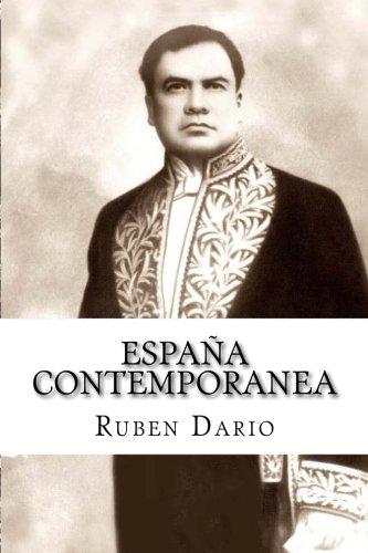 España contemporanea: Ruben Dario