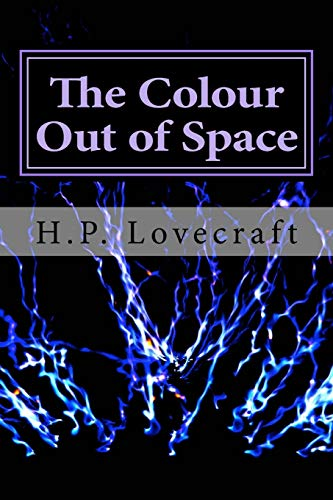 9781976467097: The Colour Out of Space