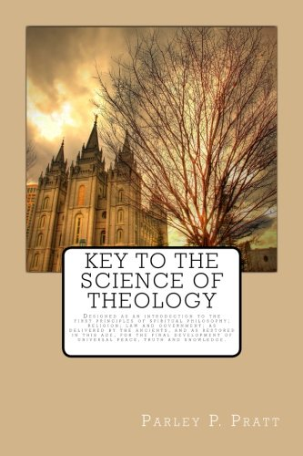 9781976491870: Key to the Science of Theology