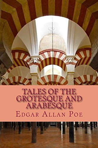 9781976505089: Tales of the Grotesque and Arabesque