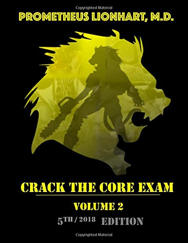 9781976521249: Crack the Core Exam - Volume 2: Strategy guide and comprehensive study manual