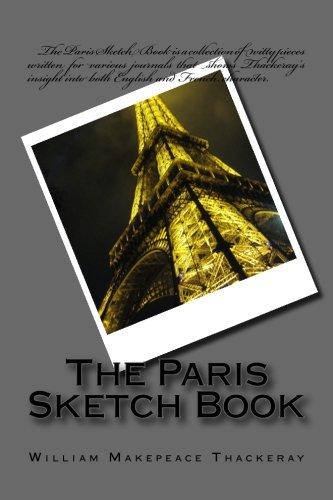 9781976536151: The Paris Sketch Book