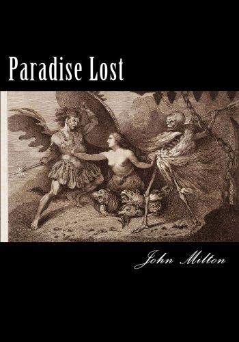 9781976541728: Paradise Lost (Large Print Edition)