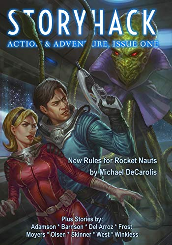 StoryHack Action & Adventure, Issue 1