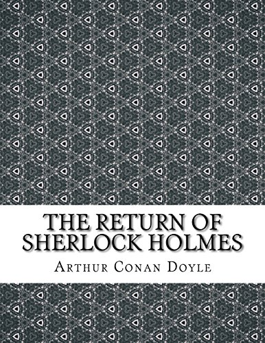 9781976592089: The Return of Sherlock Holmes