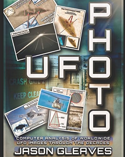 UFO PHOTOS: COMPUTER ANALYSIS OF WORLDWIDE UFO IMAGES THROUGH THE DECADES: Mr Jason Gleaves