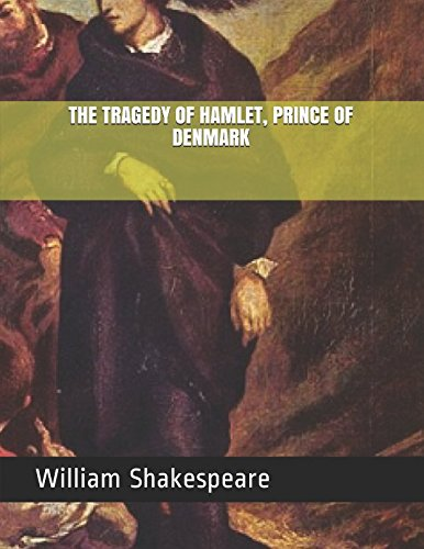 9781976781650: THE TRAGEDY OF HAMLET, PRINCE OF DENMARK
