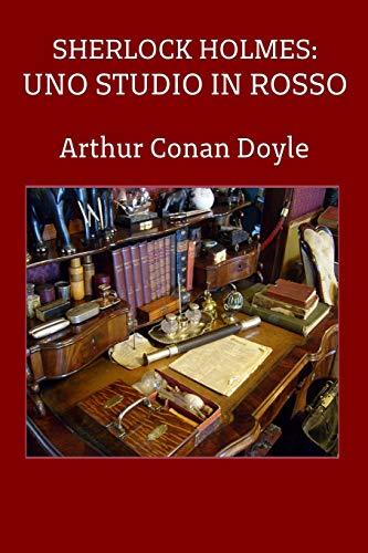 9781976856624: Sherlock Holmes: Uno studio in rosso