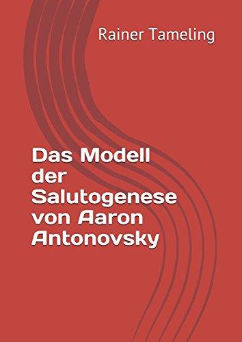 9781976935503: Das Modell der Salutogenese von Aaron Antonovsky