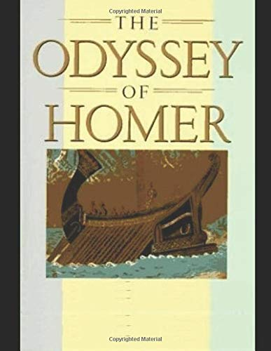 9781977056740: THE ODYSSEY OF HOMER (Greek Classics)