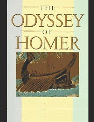 9781977056740: THE ODYSSEY OF HOMER (Greek Classics)