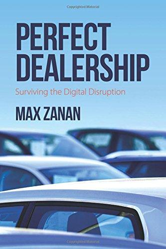 9781977545510: Perfect Dealership: Surviving The Digital Disruption