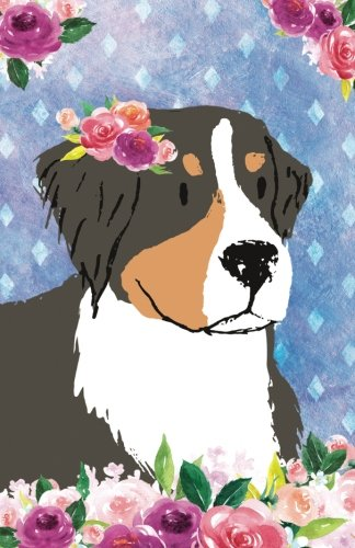 Journal Notebook For Dog Lovers Bernese Mountain: Maz Scales