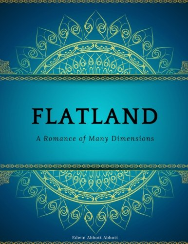 9781977640574: Flatland: A Romance of Many Dimensions : FreedomRead Classic Book