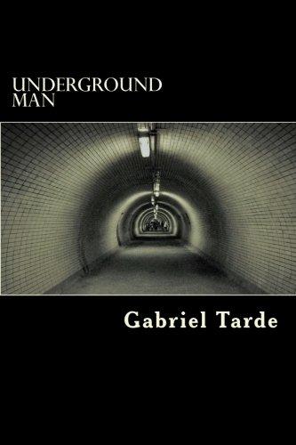 9781977644831: Underground Man
