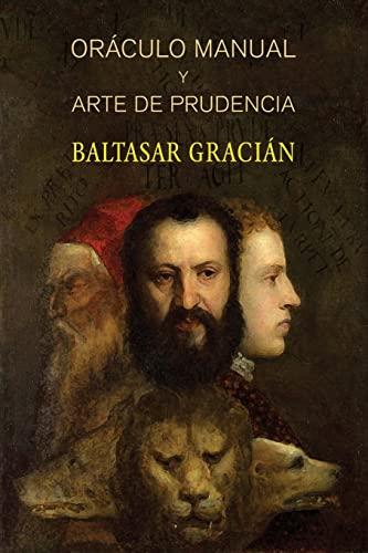 9781977693952: Oráculo manual y arte de prudencia
