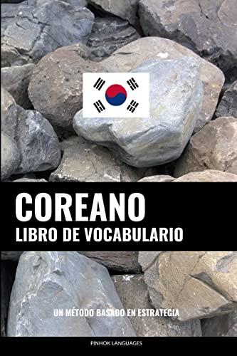 9781977837363: Libro de Vocabulario Coreano: Un Método Basado en Estrategia