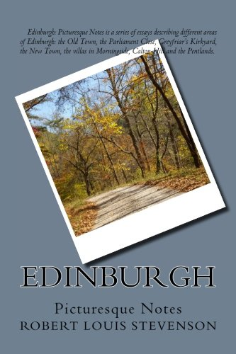 9781977978370: Edinburgh: Picturesque Notes