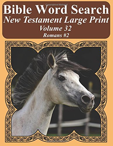 Bible Word Search New Testament Large Print: Pope, T. W.