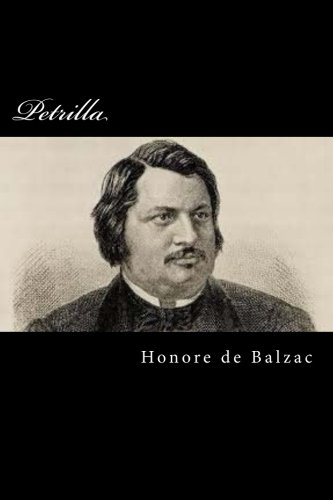 Petrilla (Paperback): Honore de Balzac