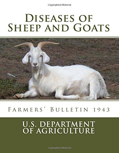 Diseases of Sheep and Goats: Farmers' Bulletin: Dept of Agriculture