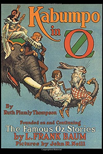 9781978221840: Kabumpo in Oz: Illustrated
