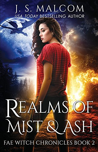 Realms of Mist and Ash: Fae Witch Chronicles Book 2 (Volume 2): J. S. Malcom