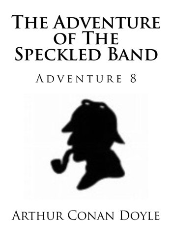 9781978376793: The Adventure of The Speckled Band: Volume 8