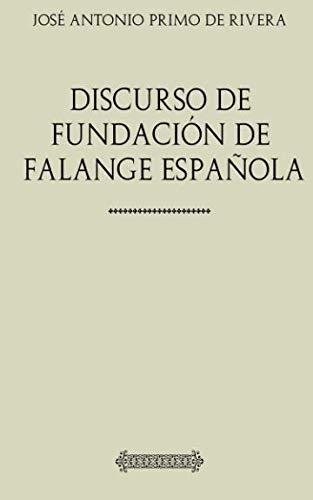 9781978401945: Discurso de fundación de Falange Española