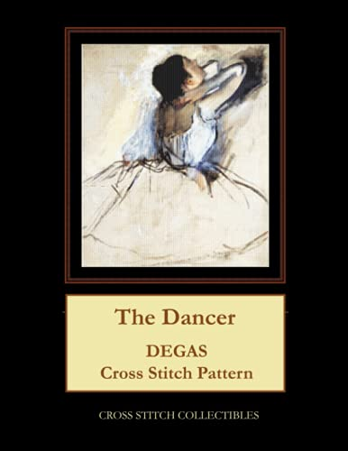 The Dancer: Degas Cross Stitch Pattern: Cross Stitch Collectibles