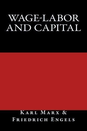 9781978461239: Wage-Labor and Capital